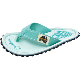 GUMBIES Islander Teenslippers Dames, boho mint
